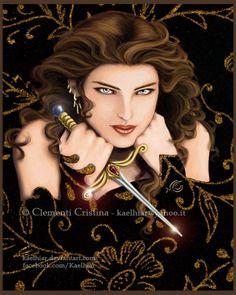 Magdalene - new Colour by Kaelhiar on deviantART