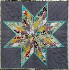 modern star quilts - Google Search