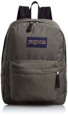 Jansport Superbreak Backpack (Forge Grey) - Jansport Backpack Superbreak Forge Grey for School Work or Play Best Kids Backpacks, Girl Backpacks, School Backpacks, Casual Backpacks, Clutch Bag, Purse, Tote Bag, Trendy Clothing Websites, Camo
