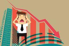Share market decline today, sensex nifty down