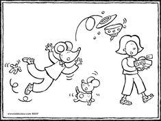 un cumple con tarta - dibujo - dibujo para colorear - lámina para colorear Birthday Coloring Pages, Apps, Snoopy, Fictional Characters, Summer Colours, Unique Drawings, Favorite Color, Coloring Pages, Fairytail