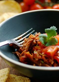 Recept på pulled pork