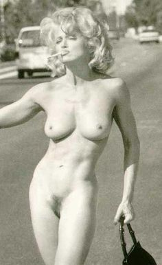 Nude frontal madonna full