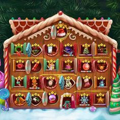 lapland solitaire advent calendar a great game for christmas - Solitaire Christmas