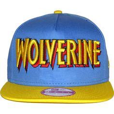 New Era Reverse Classic Wolverine Snapback Cap   New Era 75939c866bb