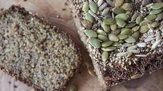 Pan de quinoa y chía | Quinoa and Chia Bread