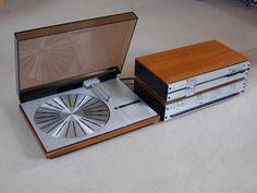 Bang & Olufsen Vintage, Vinyl Player, Tuner & Amplifier