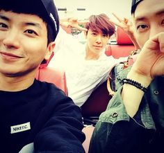 "Leeteuk, Eunhyuk, Donghae,... in Switzerland for ""One Fine Day"""
