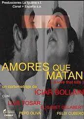 Amores que matan (2000). España. Dir.: Icíar Bollaín. Curtametraxe. Feminismo. Drama - DVD CINE 1923