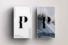 Photography Business Card Template by Blank Studio on @creativemarket