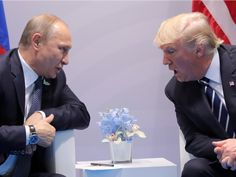 """US Secretary of State Rex Tillerson said Friday that President Donald Trump """"pressed"""" Russian President Vladimir Putin on findings that Russia interfered in the 2016 presidential election during what Tillerson described as a """"very robust and   lengthy exchange on the subject."""" Tillerson said Russian meddling was discussed right at the onset of thepair's firstbilateral meeting at the G-20 summit in Hamburg Germany.  Russia's account of the discussions on the topic was quite different…"""