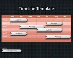 7 best project management powerpoint templates images on pinterest