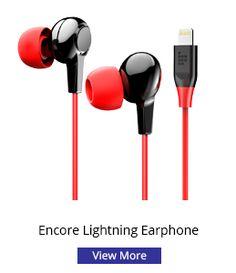 tronsmart lightning earphone with built-in- DAC