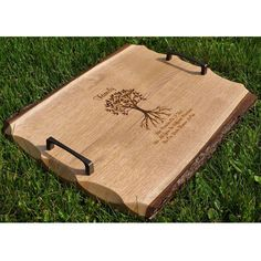 Engraved Serving Tray | Housewarming Gifts For Family | New Home Gifts For Families