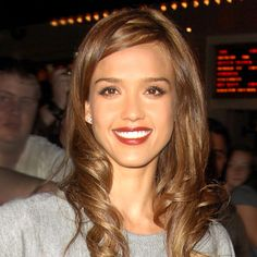 Transformation: Jessica Alba - 2007 from #InStyle