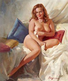 pictures naked gil elvgren