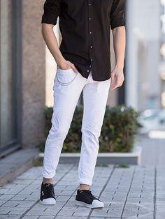 Jeans LUIGI 5745 ollalaa fashion mens fashion Luigi, Button Down Shirt, Men Casual, Mens Fashion, Jeans, Mens Tops, Shirts, Moda Masculina, Dress Shirt