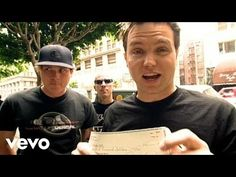 blink-182 - The Rock Show - YouTube