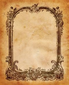 Vintage Sheet Music Frame ~ B/W version also.