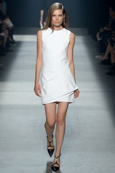 Narciso Rodriguez | Spring 2014 Ready-to-Wear Collection | Style.com