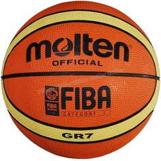 Molten BGR7 NO-7 Basketbol Topu - FIBA ONAYLI  Kauçuk kaplama  12 panel dizayn - Price : TL34.00. Buy now at http://www.teleplus.com.tr/index.php/molten-bgr7-no-7-basketbol-topu.html