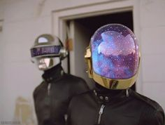 Daft Punk seem to exist in this self-nurtured world of persistent organic creativity - way beyond the commercial boundaries of the prosaic collective psyche. They display a joy in balancing the accessible with the innovative.