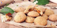 Biscotti cuore di fichi con frolla di riso e integrale  ilGalloalGrill