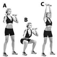 THE QUICKEST WORKOUT EVER Fast workouts that have a big payoff! Get a flat stomach in no time.