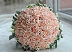 2016 New Ramo De Novia Bridal Bouquet Artificial Flower Bouquet Fleurs Bouquet Mariage Wedding Accessories For Bride BB1