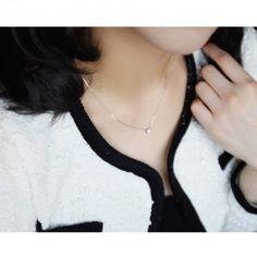 www.accessory15.com - Necklaces - Jewelry - $25    #jewelry #locket #pendant #strand #string #bangles #charm #brass #necklace #stone #trinket #medallion #fashion #rosary #accessory15