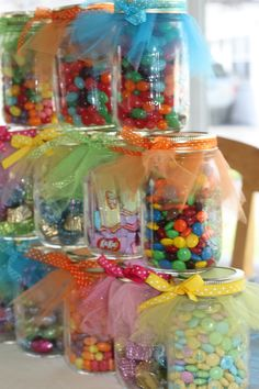 Candy Bar for birthday party