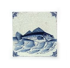 original hand made and hand painted Delft blue tiles come from Harlingen nowadays