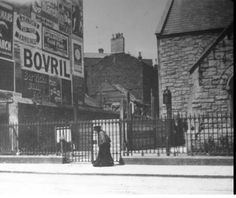 years gone by. Dublin Street, Dublin City, Old Pictures, Old Photos, Irish Independence, St Peter's Church, Photo Engraving, Dublin Ireland, Historical Photos
