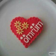 sevgiliye mesaj kurabiyeleri – Butik Tatlı