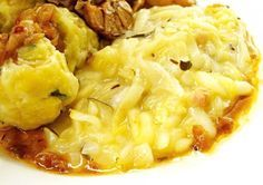 Cuketové zelí II. Risotto, Macaroni And Cheese, Zucchini, Ethnic Recipes, Food, Mac And Cheese, Essen, Meals, Yemek