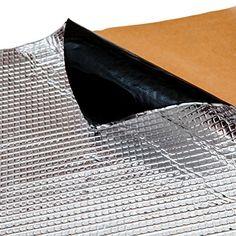 Noico 80 Mil X 18 Sq Ft Self-adhesive Foil & Butyl Mat Au... http://www.amazon.com/dp/B012B5EMGO/ref=cm_sw_r_pi_dp_gKevxb0PP71DX