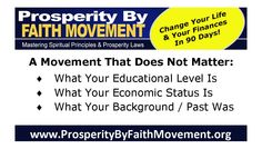 This is going to be one of the biggest co-ops and team builds on the Internet,Now at 900+and growing,We put you into High paying programs for a one time payment of $35,You can go to the website join for free and check it out for 3 days before you make your  decision,  http://www.prosperitybyfaithmovement.org/