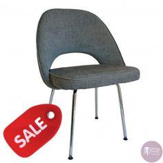 Sitting Pretty Furniture   Replica Eero Saarinen Executive Chair   SIX LEFT