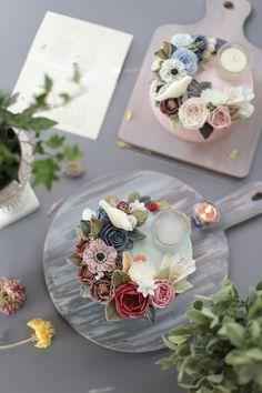 #soycandle #flowercandle #candleflower #flowercake