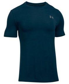 Under Armour Men's Threadborne Seamless Ultra-Soft T-Shirt - Brown XXL