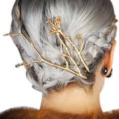 Hair Accessories Hairpins Gold Silver Hair Clips For Women Bobby Pins Wedding Hair Jewelry Trendy Mood, Holiday Hairstyles, Easy Hairstyles, Hair Accessories For Women, Jewelry Accessories, Silver Hair Accessories, Bohemian Hair Accessories, Jewelry Sets, Hair Jewelry