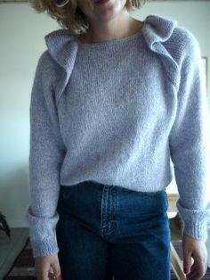 Edith My Size – Mille Fryd Knitwear Knitting Projects, Knitting Patterns, G 1, Pullover, My Size, Sliders, Knitwear, Knit Crochet, Turtle Neck