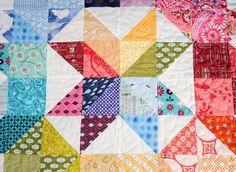 Charly & Ben's Crafty Corner: Mini Quilt Finish