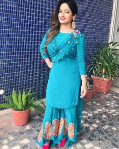 😍❤️❤️😍🔥 Party Wear Dresses, Dress Suits, Dress Up, Punjabi Bride, Punjabi Suits, Salwar Suits, Sharara Suit, Shalwar Kameez, Patiala