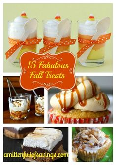 15 Fabulous Fall Tre