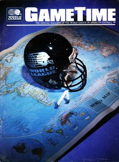The defunct World League of American Football