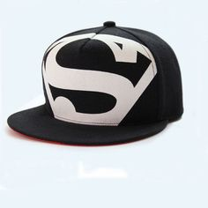 New Arrive Fashion Hip Hop Superman Snapback Caps Hats For Men Women Summer  Casual Outdoor Baseball Cap Hat d39261f8be