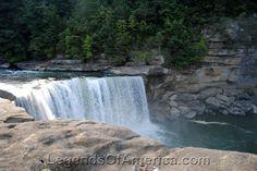 Cumberland Falls, KY