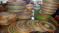 Vannerie  cesti senegalesi di SenegalMarket su Etsy