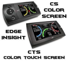 #Edge Insight CS or CTS OBD-II Comprehensive Gauge Display & Data Logger @Tuner Tools